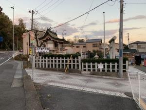 水戸黄門(徳川光圀)誕生地
