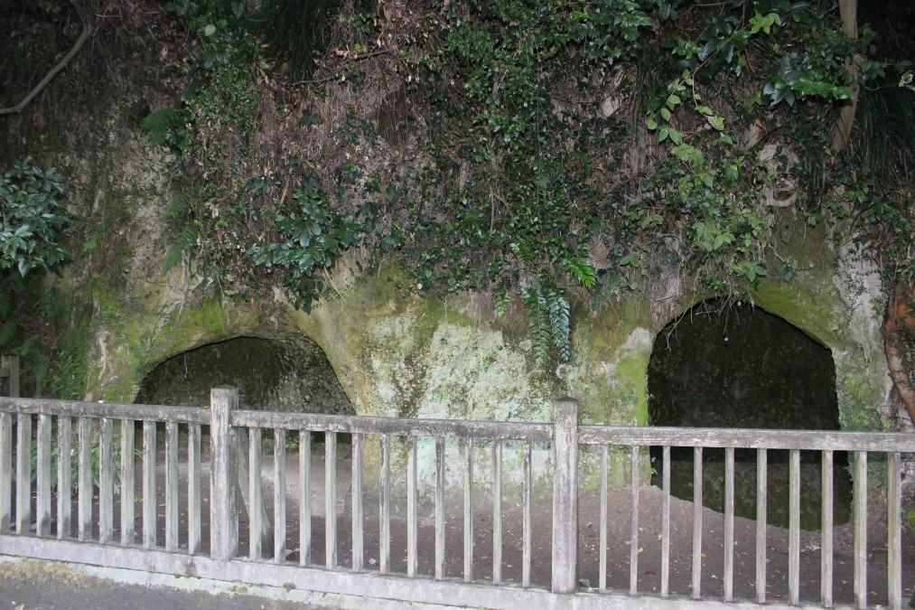 西郷洞窟 (鹿児島・城山)