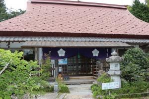 亀山の谷性寺