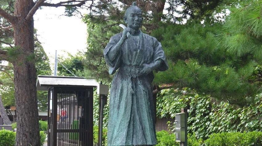 山岡鉄舟(山岡鉄太郎)
