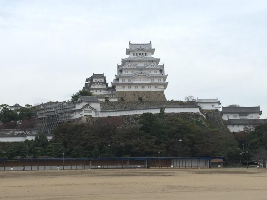 世界遺産・国宝の「姫路城」はやっぱり日本の宝です