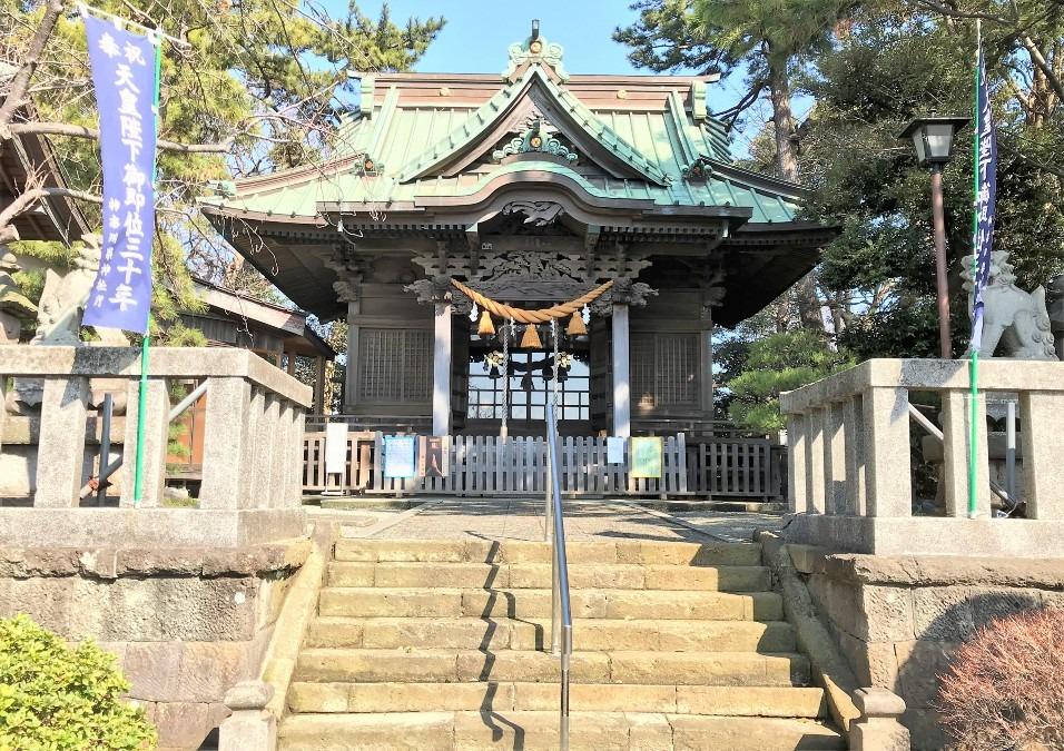 第六天神社(茅ケ崎市)