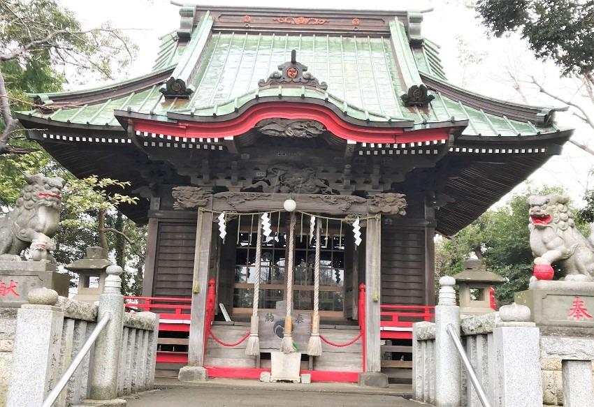 小和田熊野神社(茅ケ崎市)~庶民の暮らしの歴史を感じさせる神社~