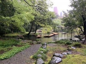 尾山神社(金沢城)の庭園