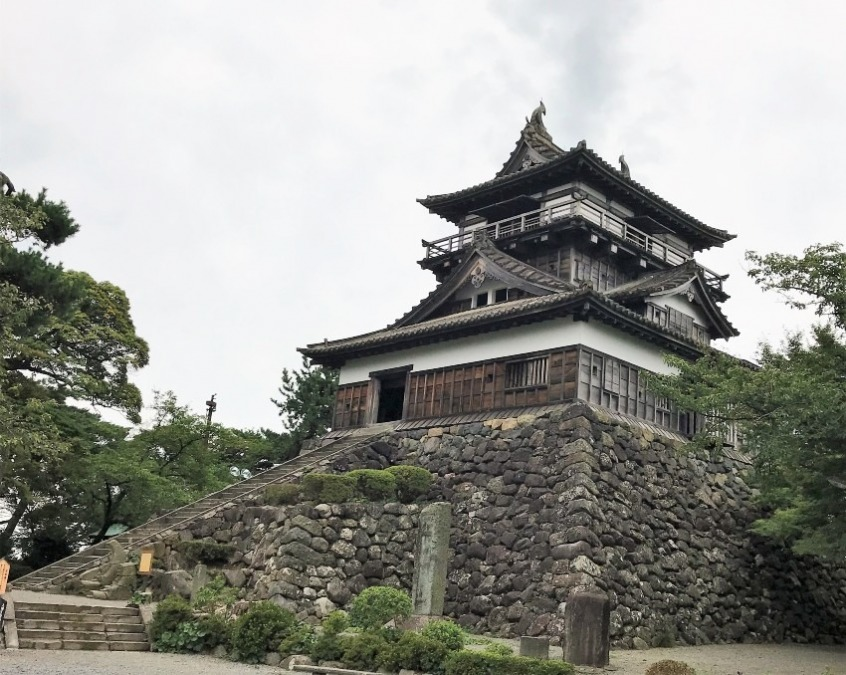 越前丸岡城~現存する日本最古の天守閣~