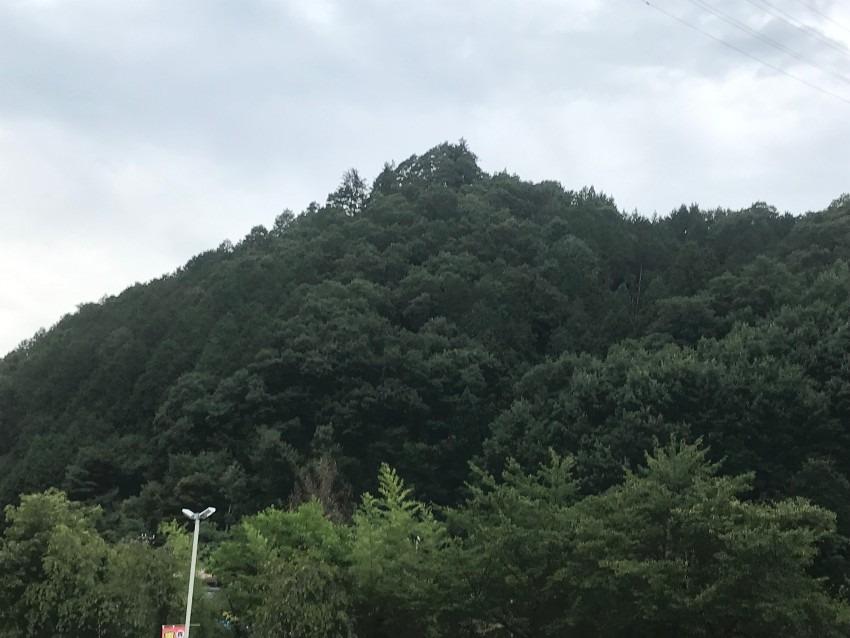三仏寺城~飛騨国最古のお城~