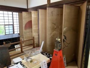 崇福寺の展示