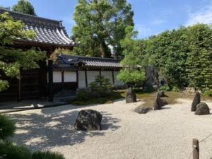 岐阜・崇福寺