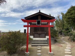 花見塚神社