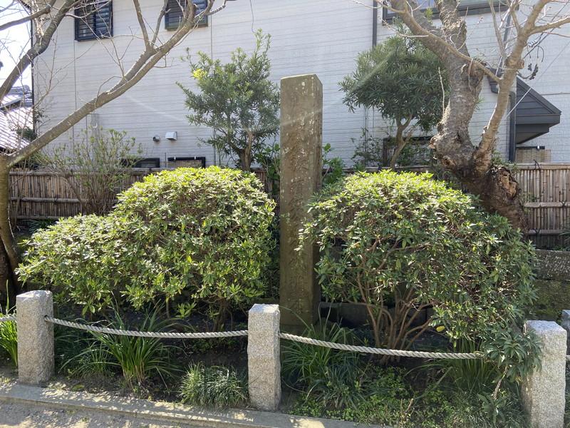 鎌倉の北条執権邸跡