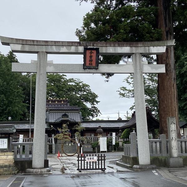 鹿沼・今宮神社